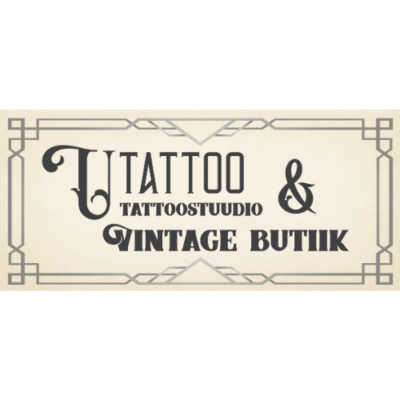 Uta tattoo 500x500 logo